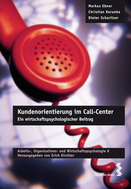 Cover Kundenorientierung im Call-Center