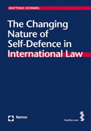 Cover The Changing Nature of Self-Defence in International Law