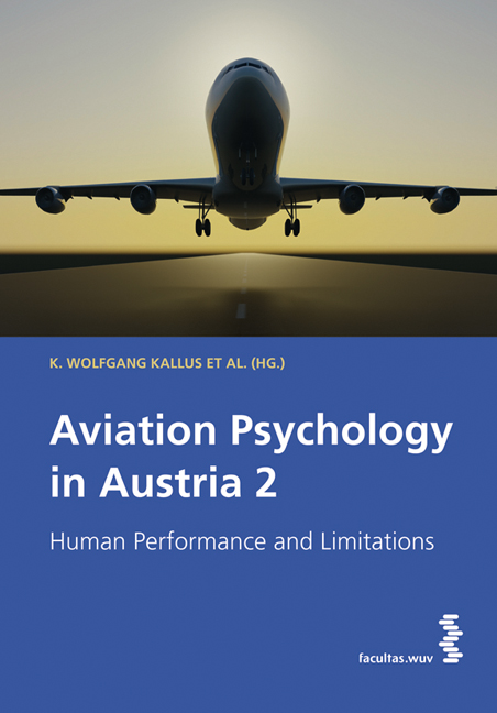 Cover Aviation Psychology in Austria 2