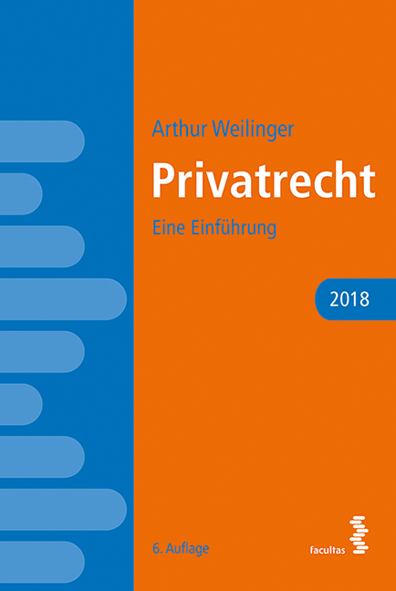 Cover Privatrecht
