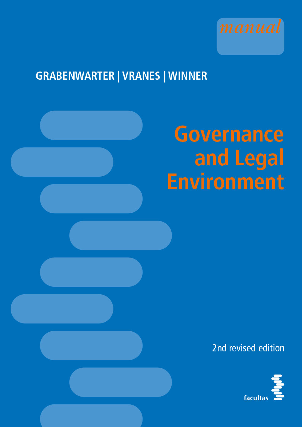 Cover Governance and Legal Environment