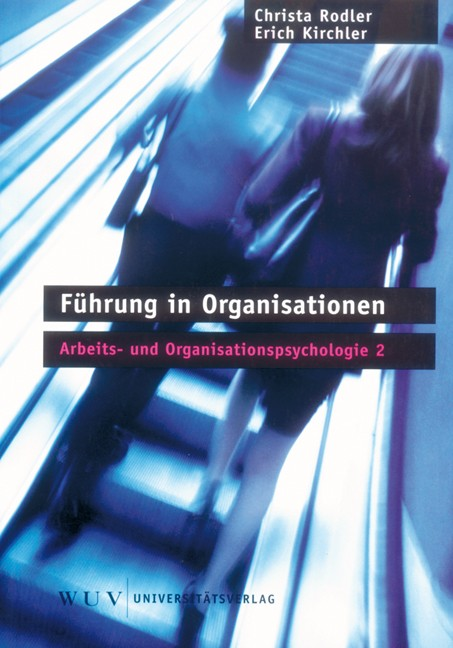 Cover Führung in Organisationen