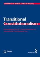 Cover Transitional Constitutionalism